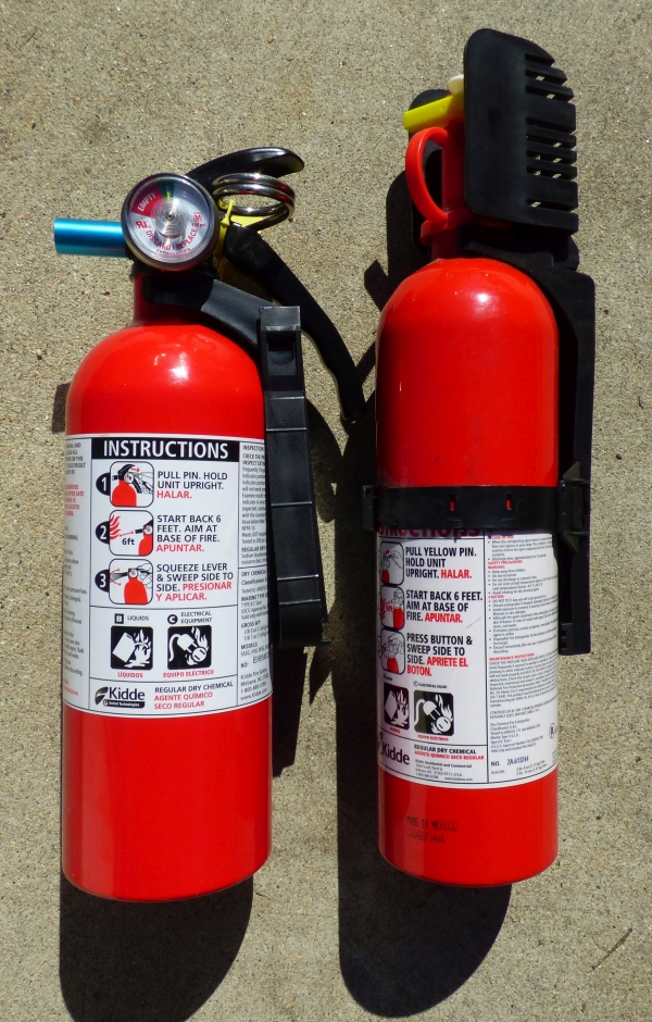 Older kidde fire extinquisher recall the fire extinguishers are better quality than my old ones they even have a gauge on them instructions and a return label are included in the boxes altavistaventures Image collections